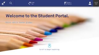Elevate Education Student Portal