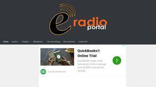 Eradio Portal