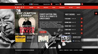 Eric Clapton Portal