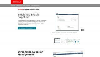 Erp Supplier Portal