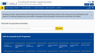 Europa Research Participant Portal