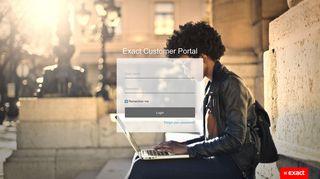 Exact Customer Portal
