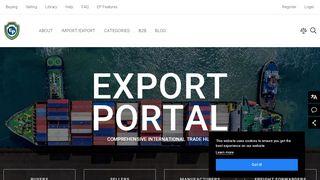 Export Portal India