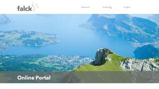 Falck Portal