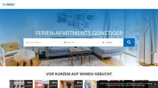 Ferienwohnung Portal