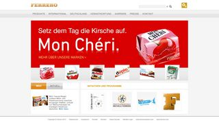 Ferrero Portal