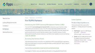 Flpps Partner Portal
