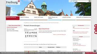 Freiburg Portal