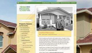 Fresno Housing Authority Partner Portal
