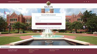 Fsu Student Portal