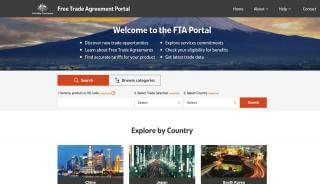 Fta Online Portal