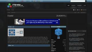 Ftb Crystal Portal