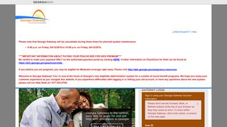 Ga Department Of Human Services Compass Portal