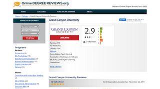 Gcu Online Portal Review