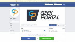 Geek Portal