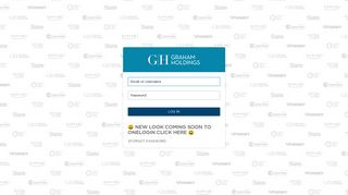Ghconnect One Login