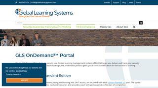 Global Learning Portal