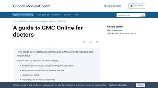 Gmc Moodle Online Portal