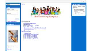 Goldsboro Pediatrics Patient Portal