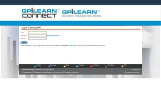Gpilearnplus Login