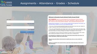 Gradebook Parent Portal
