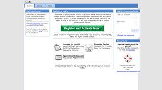 Hallmark Health Portal