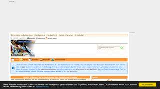 Handball Portal