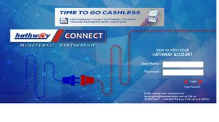 Hathway Connect Hwayconnect Login