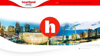 Heartland Coca Cola Employee Portal