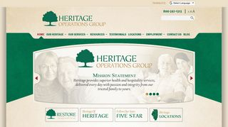 Heritage Enterprises Self Service Login