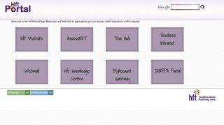 Hft Careers Portal