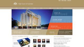 High Court Portal