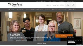 High Point Regional Employee Portal