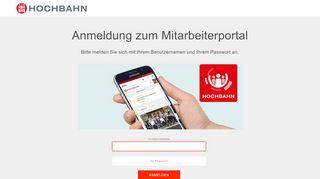 Hochbahn Portal