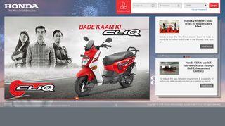 Honda Employee Portal