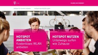 Hotspot Portal