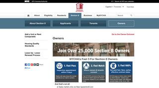 Housing Authority Owners Portal