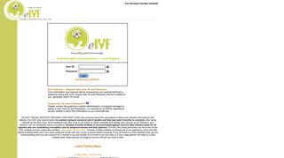 Houston Fertility Patient Portal