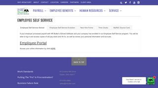 Hr Butler Employee Self Service Portal