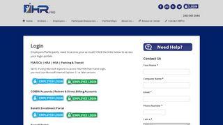 Hrpro Employee Portal