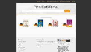 Hrvatski Jezični Portal