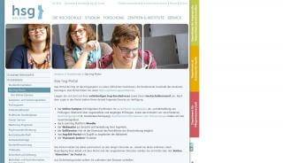 Hsg Online Portal