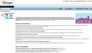 Http Consult Harrogate Gov Uk Portal