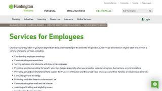 Huntington Employee Portal
