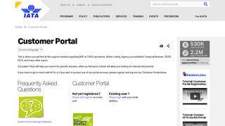 Iata Portal