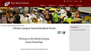 Icampus Parent Portal
