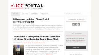 Icc Portal