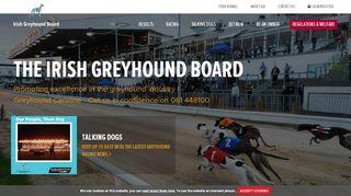 Igb Portal Greyhound Racing