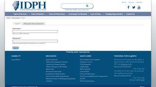 Illinois Web Portal