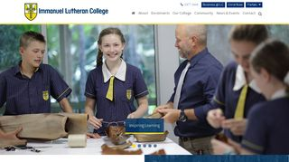 Immanuel Lutheran College E Learning Portal